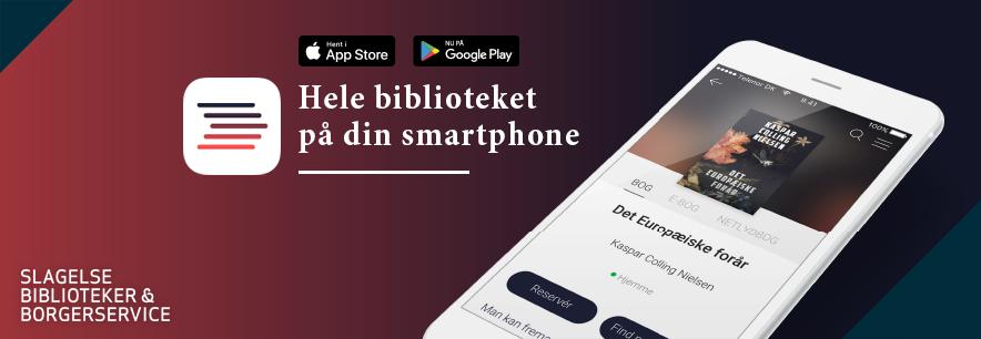 Forsidebanner: app