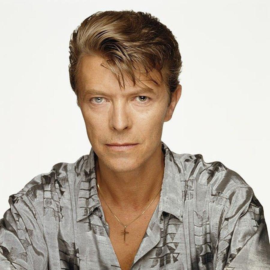 Billede af David Bowie