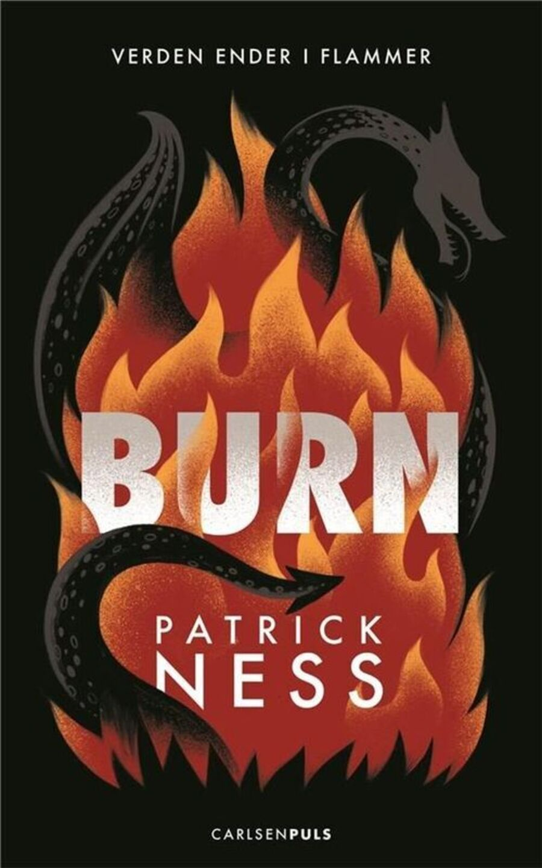 Burn af Patrick Ness