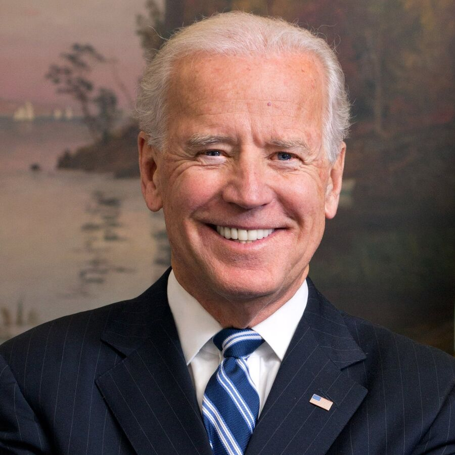 Demokraternes præsidentkandidat 2020 - Joe Biden