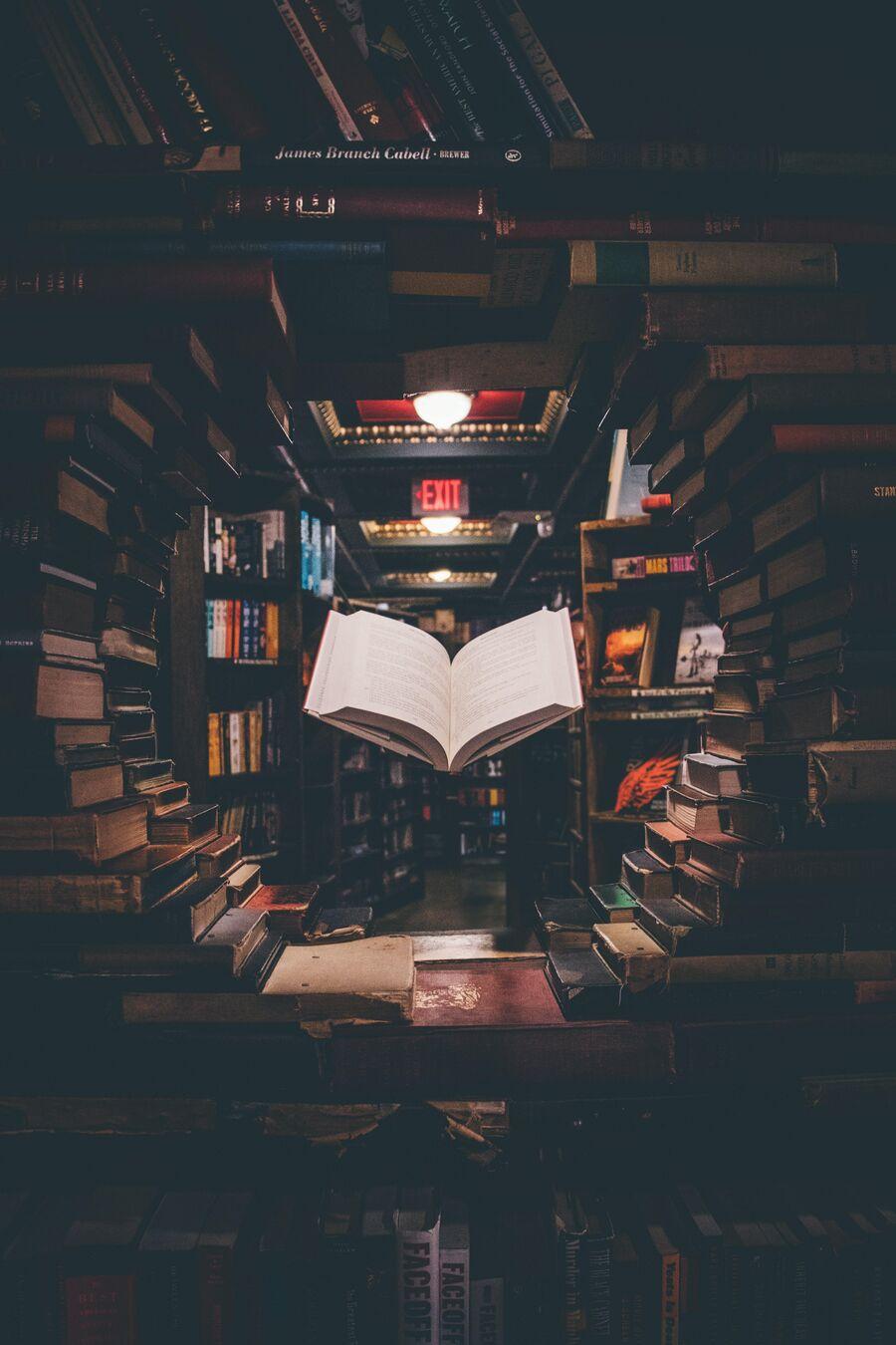 Magisk bog