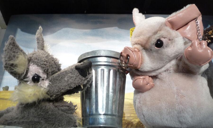 Den sandfærdige fortælling om de tre små grise