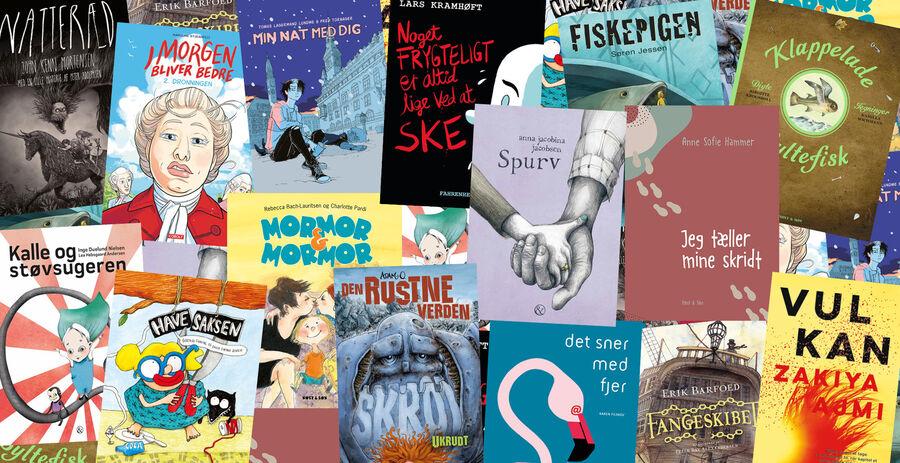 Kulturministeriets Forfatterpris og Illustratorpris for børne- og ungdomsbøger
