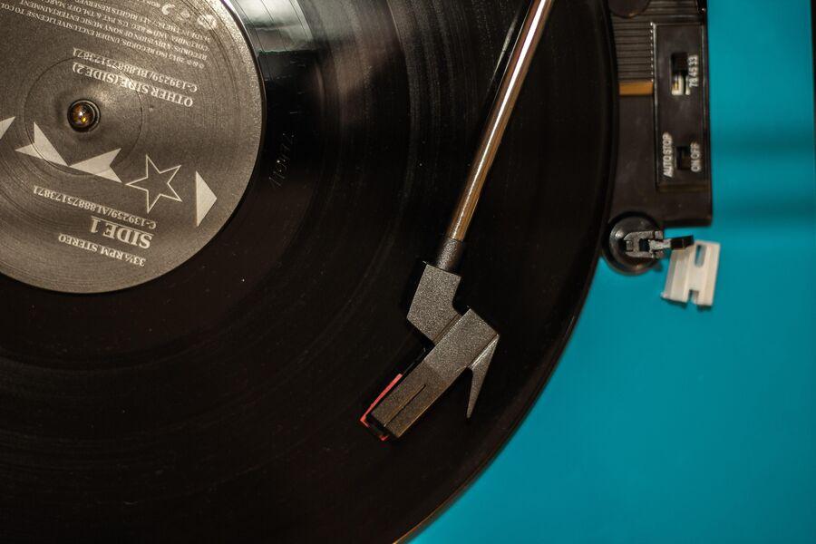 Vinylafspiller