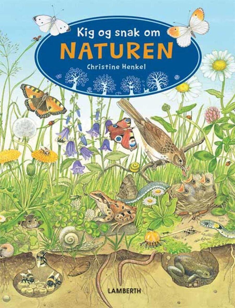 Kig og snak om naturen