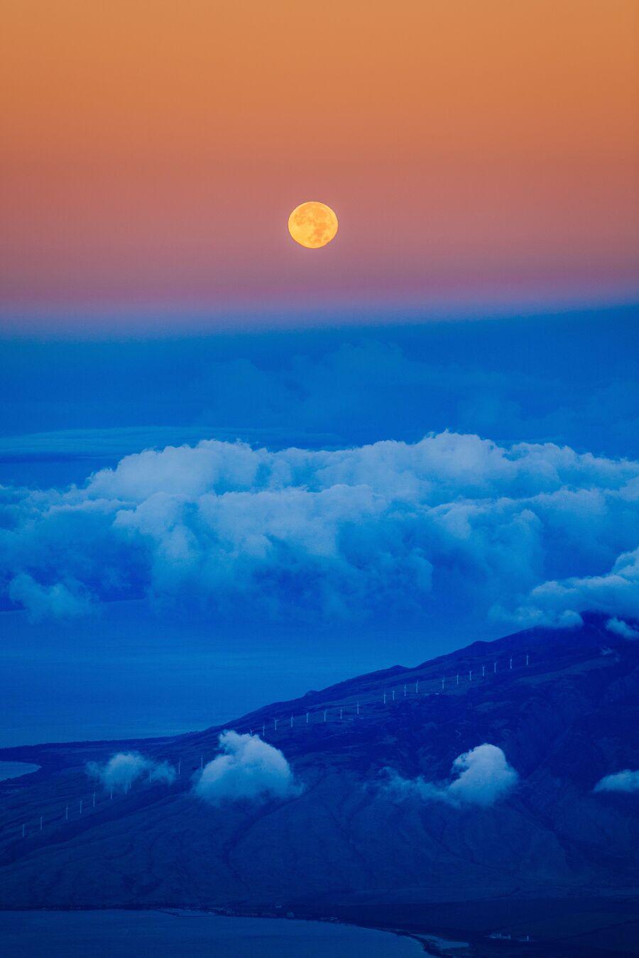 Et kig til månen