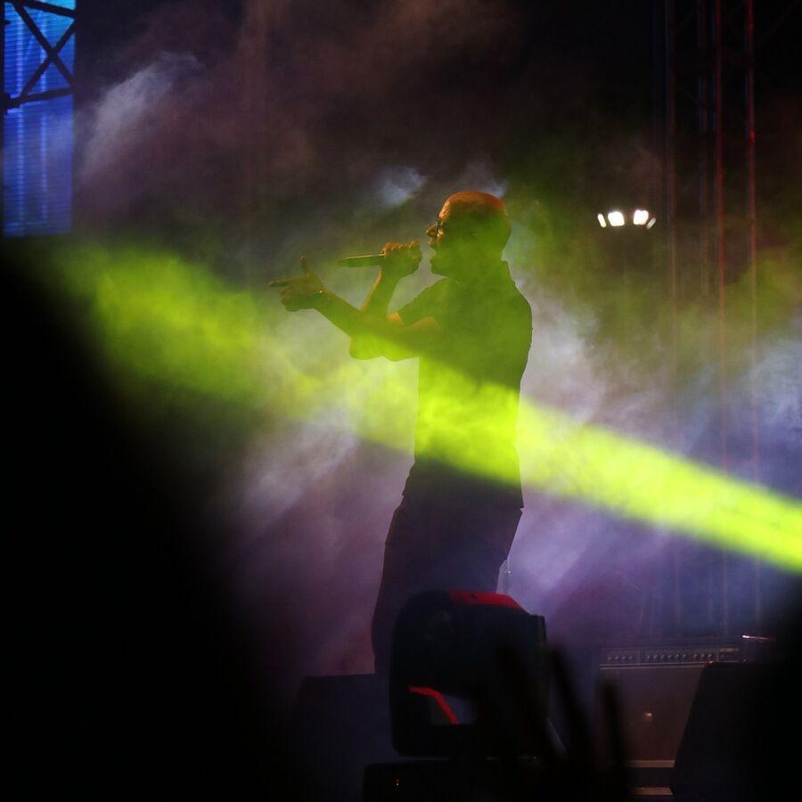 Billede af musiker