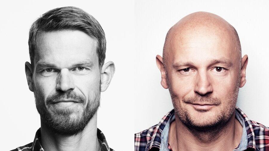 Svend Brinkmann og Erlend Loe