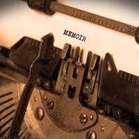 Billede af skrivemaskine